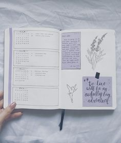 Bullet journal inspi
