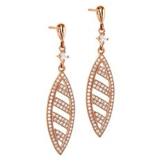These Dizeo earrings add affordable beauty and style to your wardrobe.