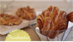Lykkelig - mein Foodblog: Alte Liebe rostet nimmer: Franzbrötchen.