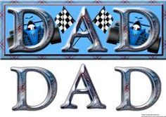 View Blue Racing Cars, Dad Details