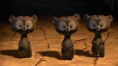 Brave Triplets Bears