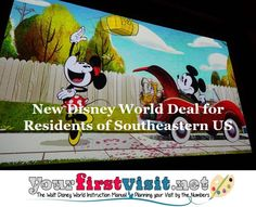 Disney World Deals: A New Disney World Room Discount Rate Deal for Residents of the Southeast United States - click thru for details | yourfirstvisit.net | #DisneyWorldDeals #DisneyWorldDiscounts #DisneyDeals #DisneySavings Disney World Deals, Disney World Discounts, Disney World Planning, Disney Money, Disney On A Budget, Disney S, Disney Vacation Club, Walt Disney World Vacations, Disney World Resorts