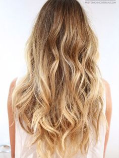 beachy waves   6 Cap Safe Graduation Hairstyles #prom
