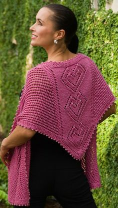 Ti Amo Wing Shawl by Candace Eisner Strick