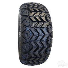 """14"""" Golf Cart High Profile All Terrain Tires"""
