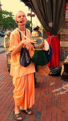 Street music is everywhere in the square. Hari Hari, Harvard Square, Massachusetts, Cambridge, New England, Boston, Memories, History, Street