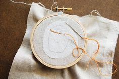 How-To: Transfer an Embroidery Pattern onto Any Fabric