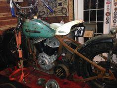 Born Free 6 Motorcycle Mechanic, Mechanical Workshop, Free