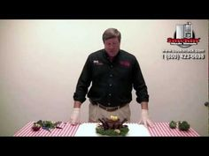 Crown of Pork Roast in the Cookshack Amerique