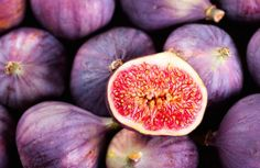 Though dried figs are available year-round, fresh figs start appearing in many parts of the world in late June. Here are some creative ways to use them. Dried Figs, Fresh Figs, Fresh Fruit, High Calcium, Calcium Rich Foods, Fruits High In Calcium, Fiber Snacks, High Fiber Foods, Ficus