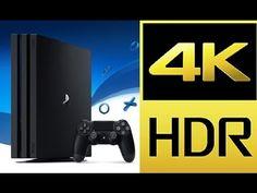 PS4 PRO 4K Monitor - PlayStation 4 PRO 4K Display