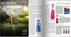 Beverage World magazine, January 2013  http://www.nxtbook.com/nxtbooks/macfadden/bw0113/#/0