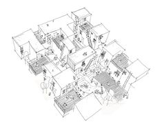 Centre Village / 5468796 Architecture + Cohlmeyer Architecture Limited