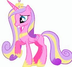 She's Princess Candace's daughter
