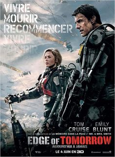 Edge Of Tomorrow : Affiche