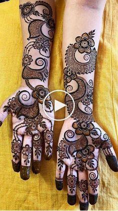 Short Mehndi Design, Khafif Mehndi Design, Mehndi Designs Book, Full Hand Mehndi Designs, Mehndi Designs For Girls, Mehndi Designs 2018, Stylish Mehndi Designs, Dulhan Mehndi Designs, Mehndi Designs For Fingers
