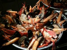 Sea food @home