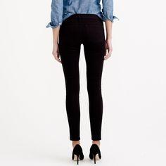 Toothpick jean in black : Toothpick | J.Crew