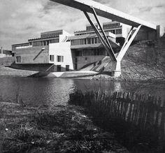 bluecote:  dunelm house university of durham  1966