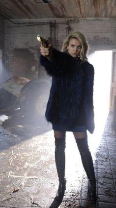 Erin Richards in Gotham (2014)