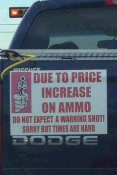 much needed humor pictures | Some Much-Needed Anti-Gun Control Humor « Sago