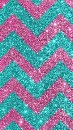 Pink Glitter Wallpapers - Wallpaper Cave Pink Chevron Wallpaper, Sparkle Wallpaper, Cool Wallpaper, Wallpaper Ideas, Wallpapers Android, Iphone Android, Glitter Chevron, Pink Glitter, Glitter Walls