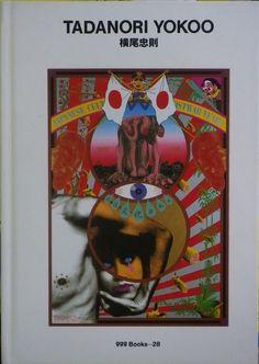 Tadanori Yokoo ggg Books 28 Graphic Design Art Book