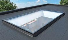 Fixed Flat Rooflight