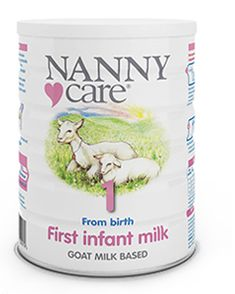 Organic Baby Shop From birth to 6 months 1 box includes Does not contain Gluten, Wheat or Yeast. Formulated to meet EU compositional standards Made in New Zealand Nanny care Stage 1 First infant milk is a gentle goat milk based formula whi Baby Formula Brands, Baby Formula Coupons, Mixer Test, Nanny Care, Goat Milk Formula, Healthy Milk, Healthy Drinks, Milk Nutrition, Band Workout