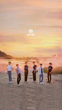 Vo indo sofre por Astro agr :V Jimin Jungkook, Exo Bts, Namjoon, Baekhyun, Astro Banda, K Pop, Astro Kpop Group, Kim Myungjun, Bts Wallpaper