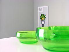 'Forchetta ravioli e broccoletti' Computer art Unlimited/2009