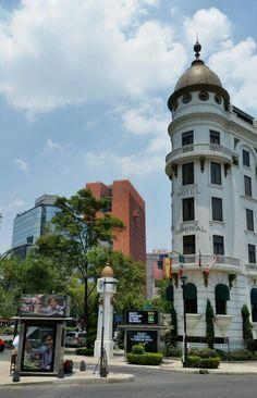 Hotel Imperial mexico city #mexico  df   chilango   pachucochilango.comMexico.