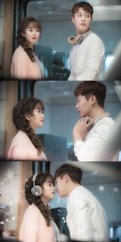 First Look at Yoon Doo Joon and Kim So Hyun in KBS Mon-Tues Drama Radio Romance - A Koala's Playground