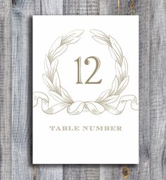 You could do your entire wedding by printing your own invites, table numbers, place cards, ceremony sheets and even party favors to match. You could even print on plantable paper making it really eco friendly and a nice surprise for your guests