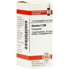 ALUMINA C 200 Globuli:   Packungsinhalt: 10 g Globuli PZN: 04202806 Hersteller: DHU-Arzneimittel GmbH & Co. KG Preis: 9,59 EUR inkl. 19 %…
