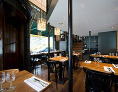 10Best Restaurants in Amsterdam to Experience Dutch Cuisine #6 De Knijp