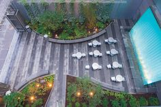 New Pocket Park in Manhattan Conceals MTA Mechanicals with Sound Masking Water Feature and Sound Absorptive Materials