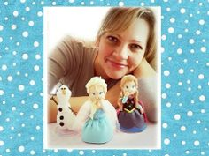 Aula biscuit: Olaf frozen biscuit