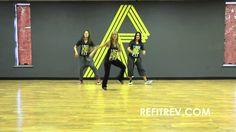 "REFIT DANCE FITNESS, Mandisa ""Overcomer"""