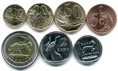 name of south african money