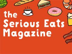 Serious Eats - a great blog and apparently a magazine too.