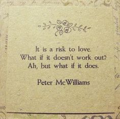 Peter McWilliams (favorite)