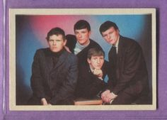 1964 A&BC Top Stars (50 card set) 50th, Polaroid Film, Amp, Stars, Sterne
