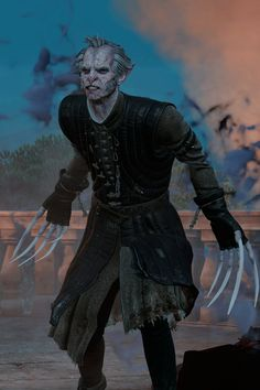 The Witcher – Blood and Wine: Regis