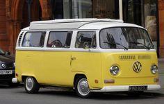 Vw Camper Van by Bren Marley, via Flickr