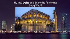 Fly to Doha in Business Class for Less - www.TopBusinessClass.com