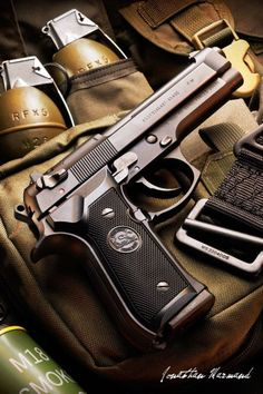 Beretta M9 - I want this gun so bad that I can taste it lol