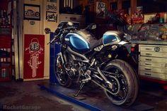 Yamaha XSR 900 Racer Custom
