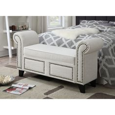 Carole Bench | Value City Furniture