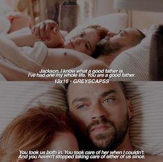 Grey's Anatomy 13x16 Jackson & April